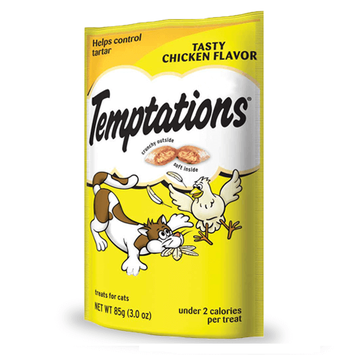 TEMPTATIONS™ Classic Treats For Cats Tasty Chicken Cat Treats