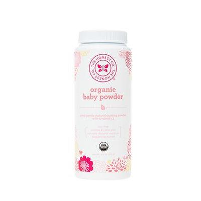 The Honest Co. Organic Baby Powder