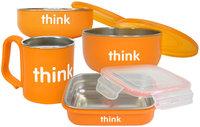 thinkbaby The Complete Feeding Set - Orange - 1 ct.