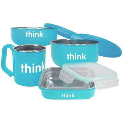 Thinkbaby Thinkbaby Complete BPA Free Feeding Set - Light Blue - 1 ct.