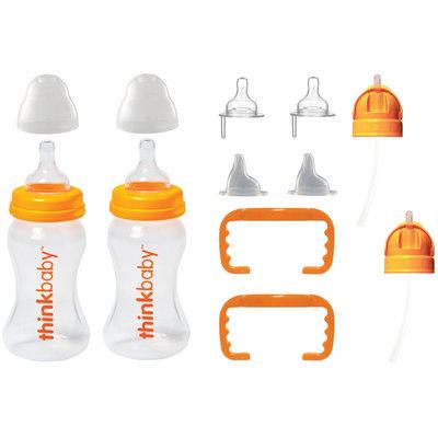 Thinkbaby All-In-One Feeding Set - Orange