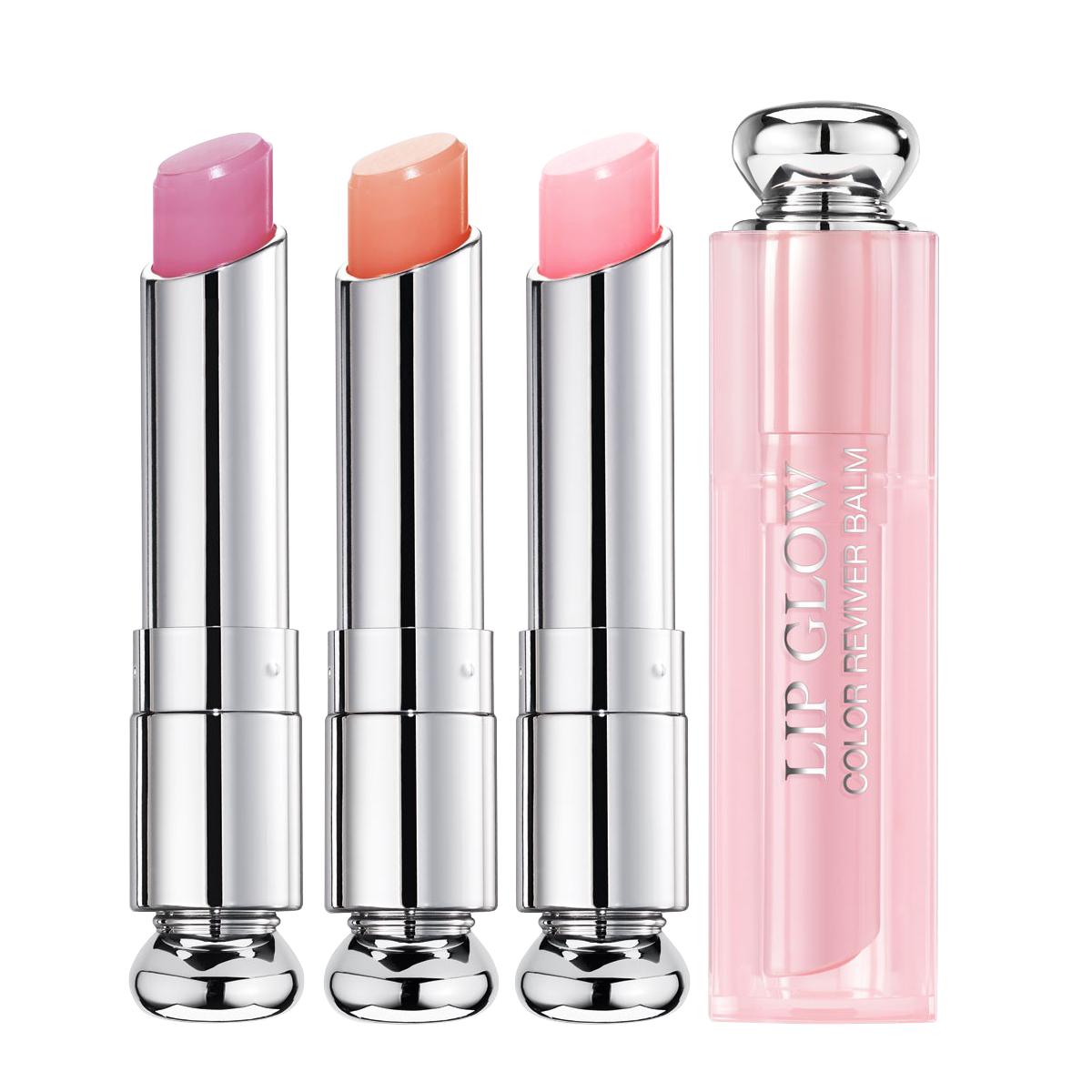 Dior Lip Glow Hydrating Color Reviver Lip Balm