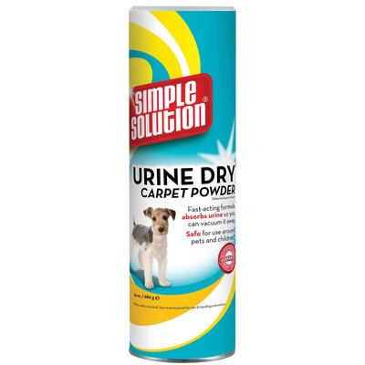 Simple Solution Simple Soultion Urine Dry Carpet Powder