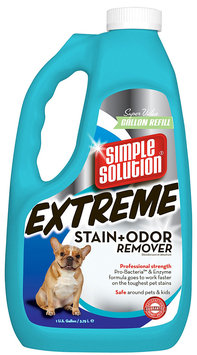 Simple Solution Extreme Stain & Odor Remover