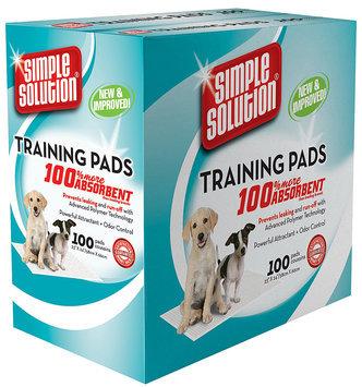 Simple Solution Original Puppy Training Pads 100pk