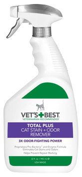 Vet's Best TOTAL PLUS Cat Stain + Odor Remover