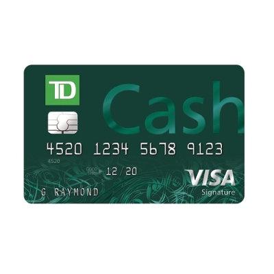 Td cash visa credit card reviews td cash visa credit card reheart Image collections