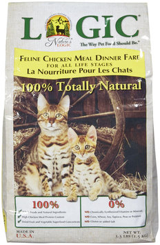 Nature's Logic Dry Food - Chicken