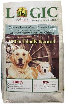 Nature's Logic Dry Dog Food - Lamb
