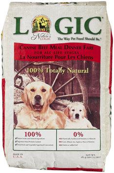 Super-dog Pet Food Company Natures Logic Beef Dry Dog Food 26.4lb