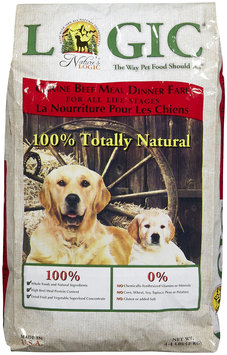 Nature's Logic Dry Dog Food - Beef