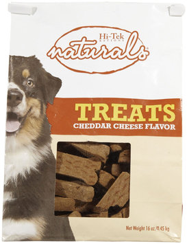 Hi-Tek Cheddar Cheese Treats - 1lb