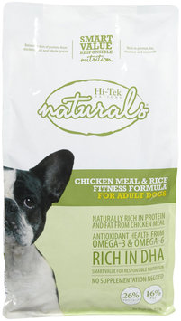 Hi-Tek Naturals Fitness Formula - Chicken & Rice