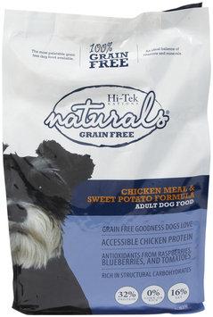 Hi-Tek Naturals Grain Free - Chicken & Sweet Potato