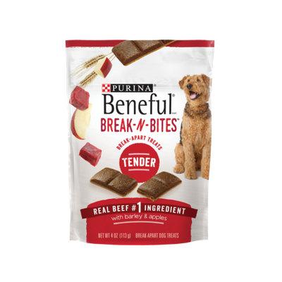 Beneful Break-N-Bites Tender With Real Beef Barley And Apples