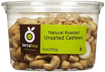 Terrafina Cashews - Unsalted