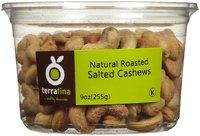 Terrafina Cashews - Salted