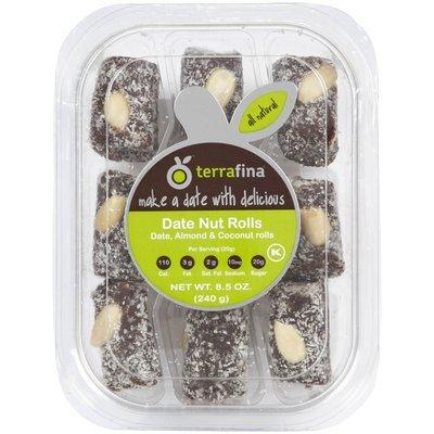 Terrafina Trays - Date & Nut Rolls