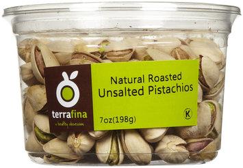 Terrafina Pistachios - Unsalted