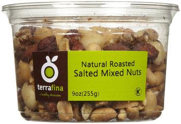 Terrafina Mixed Nuts - Salted