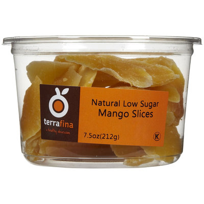 Terrafina Low Sugar Mango Slices