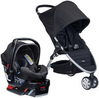 Britax B-AGILE 3/B-SAFE 35 Elite Travel System (Domino)