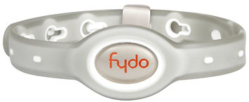 Teafco Fydo Action Dog Collar Translucent Gray