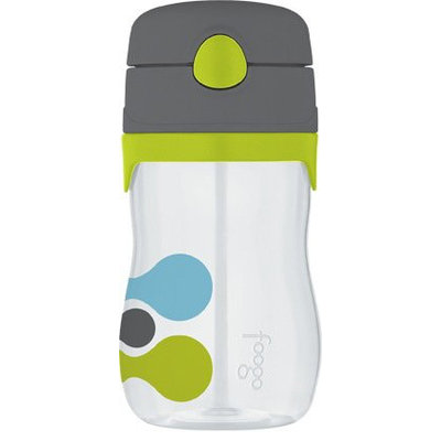 Foogo by Thermos Tritan Straw Bottle - Tripoli - 11 oz