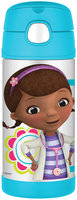 Thermos Funtainer Straw Bottle - Doc McStuffins - 12 oz