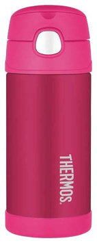 Thermos Funtainer Straw Bottle - Pink - 12 oz