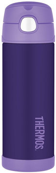 Thermos Funtainer Straw Bottle - Purple - 16 oz