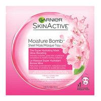 Garnier SkinActive Moisture Bomb The Super Hydrating Glow-Boosting Sheet Mask