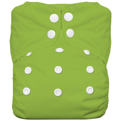 Thirsties One Size All In One Diaper Snap - Meadow
