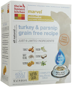 Honest Kitchen Marvel Dehydrated Dog Food 10 lbs