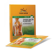 Tiger Balm Pain Relieving Cool Patch