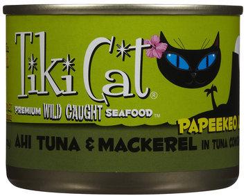 Tiki 759065 Tiki Cat Papeekeo Tuna 8-6 Oz. Pack of 8
