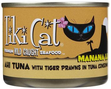 Tiki Cat -Ahi Tuna with Tiger Prawns in Tuna - 8 pk