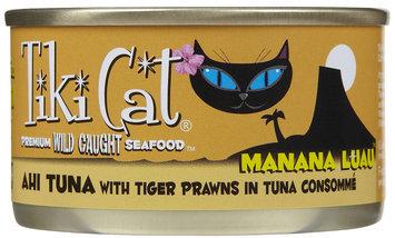 Tiki 759024 Tiki Cat Manana Tuna 12-2.8 Oz. Pack of 12
