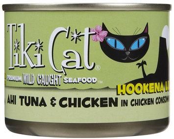 Tiki 759062 Tiki Cat Hookena Tuna 8-6 Oz. Pack of 8
