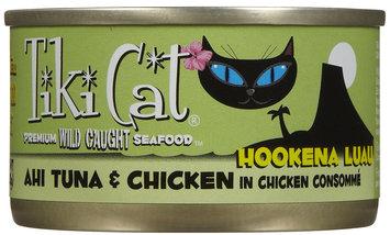Tiki 759026 Tiki Cat Hookena Tuna 12-2.8 Oz. Pack of 12