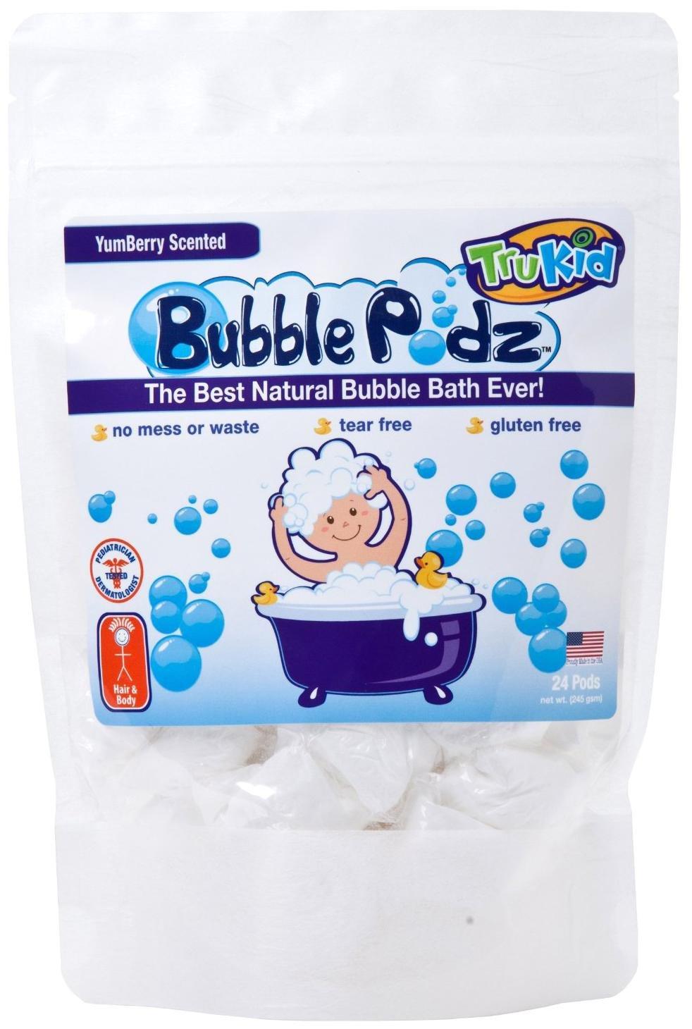 TruKid YumBerry Bubble Podz - Berry