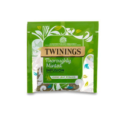 Twinings® Thoroughly Minted Infusion Loose Leaf Pyramid