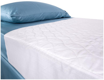 Chummie Deluxe Reusable Waterproof Bedding Bed Pad Overlay for Bedwetting w/Tuckins
