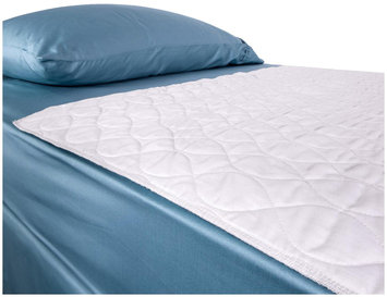 Chummie Deluxe Reusable Waterproof Bedding Bed Pad Overlay for Bedwetting