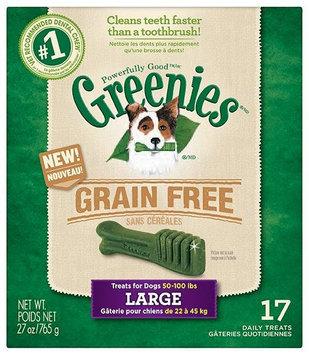 Greenies Grain Free Dental Chews