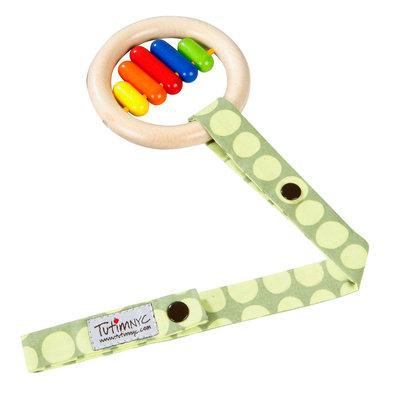 TutimNYC Toy Sitter - Green Sun - 1 ct.