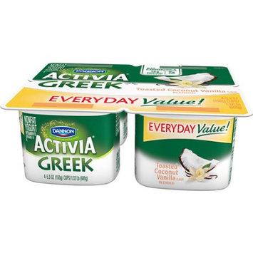 Activia® Toasted Coconut Vanilla Nonfat Greek Yogurt