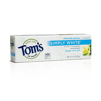 Tom's OF MAINE Sweet Mint Simply White® Toothpaste Gel