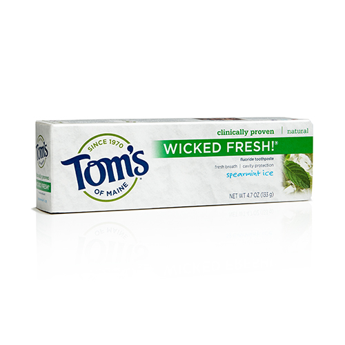 Tom's OF MAINE Spearmint Ice Wicked Fresh!® Toothpaste