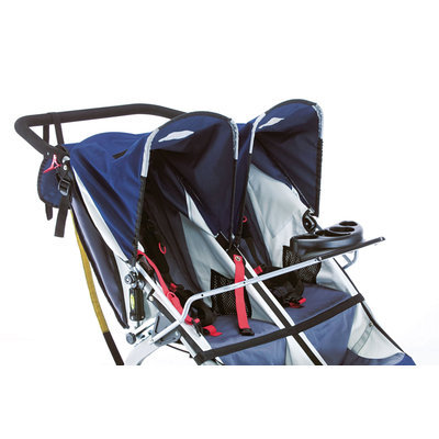 BOB Infant Car Seat Adapter for Duallie Double Strollers